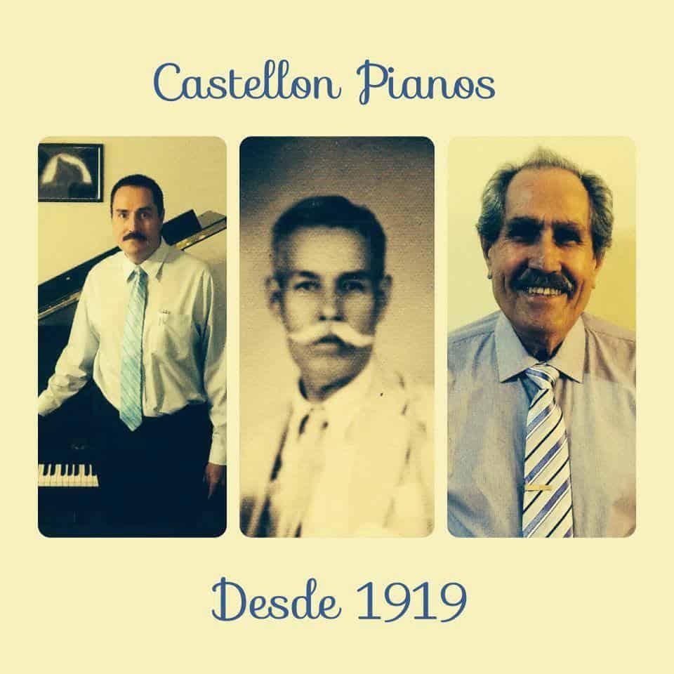 3 Generaciones Castellón Pianos