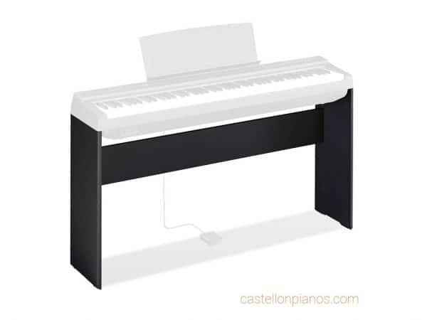 Base para Piano Digital Yamaha Modelo L125 B