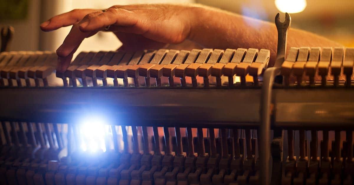 Castellón Pianos - Calibración de Pianos