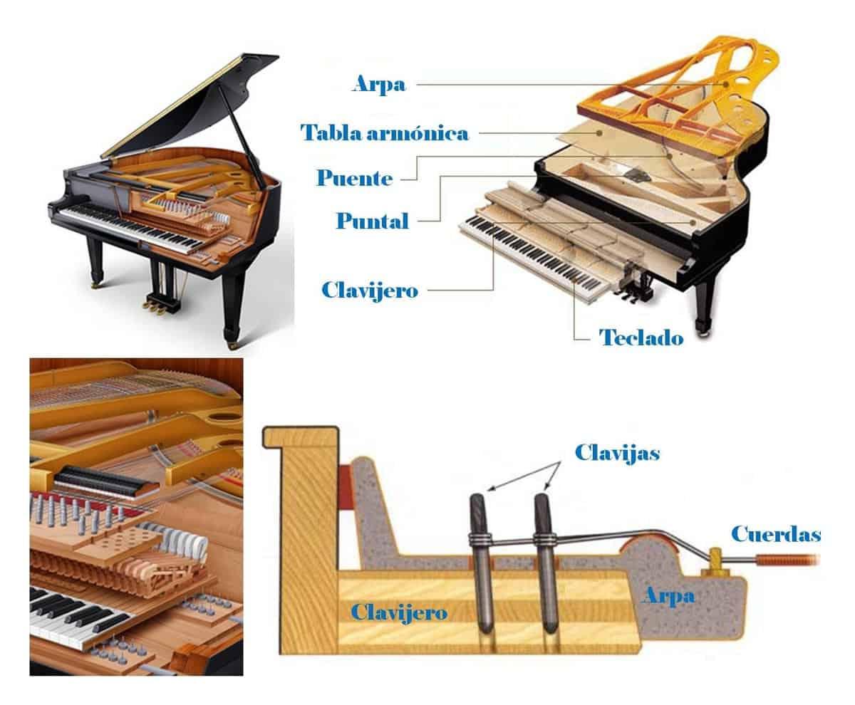 Castellón Pianos - Cambio de Cabezal