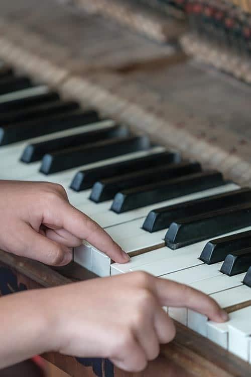 Castellón Pianos - Después de Calibrar el Piano