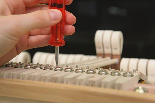 Castellón Pianos - Restauración de Maquinaria