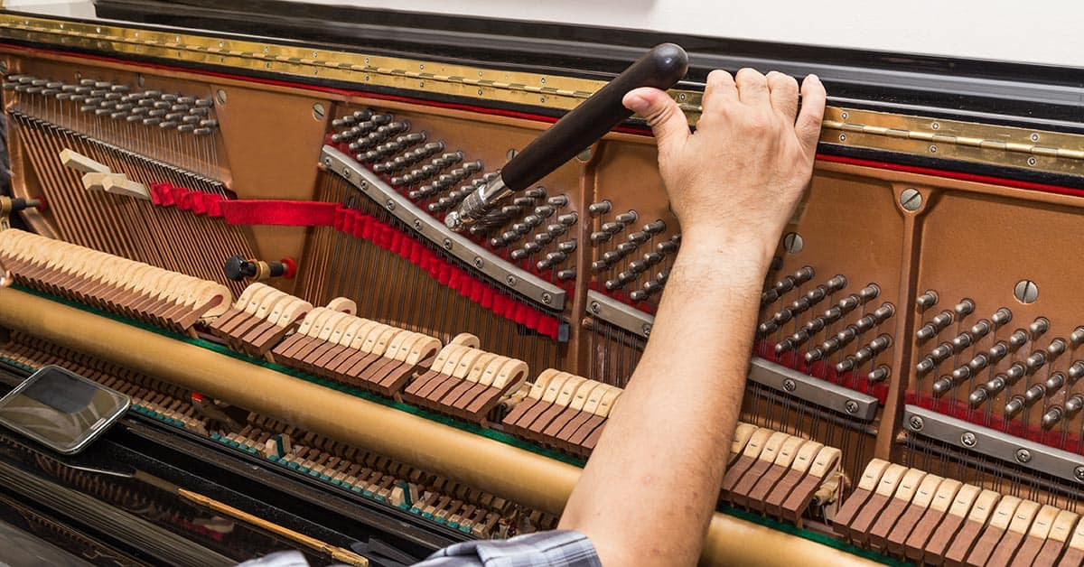Castellón Pianos - Servicio de Afinación de Pianos