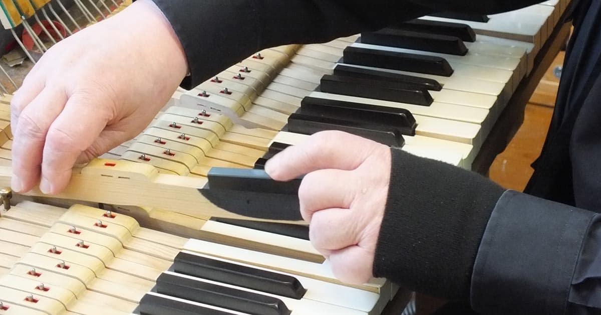 Castellón Pianos - Servicio de Cambio de Piezas y Reparación de Pianos