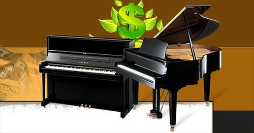 Castellón Pianos - Valuación de Pianos