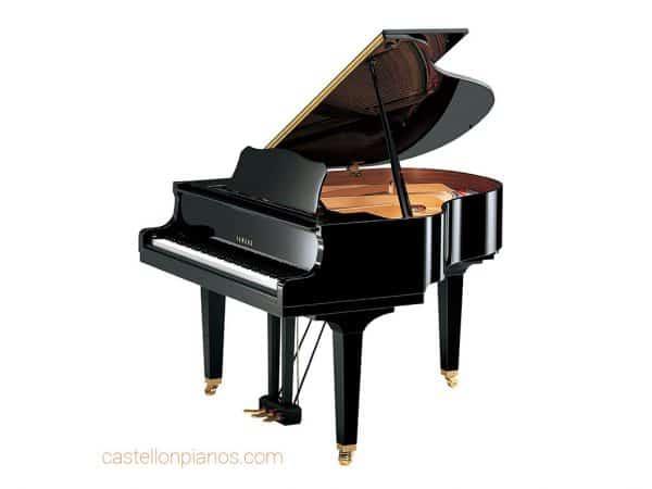Piano de cola Yamaha GB1K PE Negro Brillante