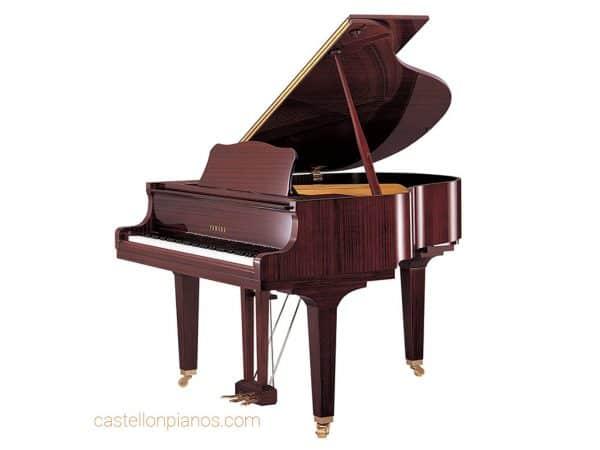Piano de cola Yamaha GB1K PM Caoba brillante