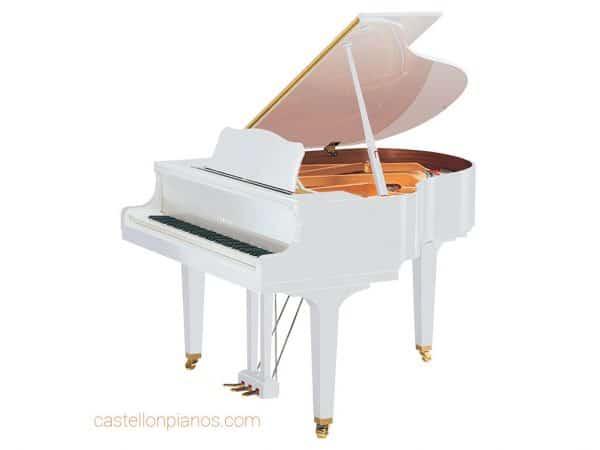 Piano de cola Yamaha GB1K WH Blanco