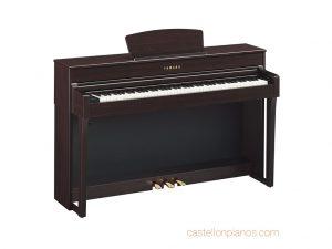 Piano digital Yamaha Clavinova CLP635R Palo de Rosa