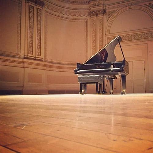 Piano en el Carnegie Hall