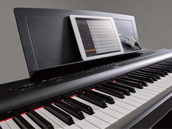 Piano Digital Portátil Yamaha P125 (2)