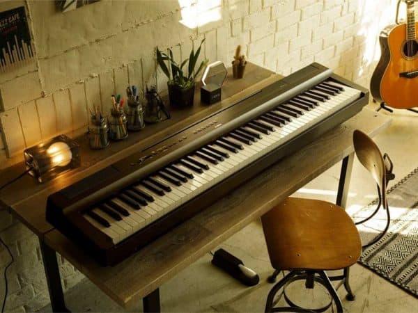 Piano Digital Portátil Yamaha P125 (4)