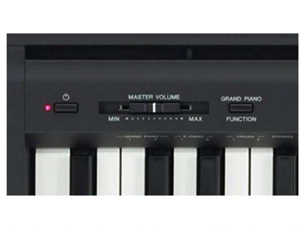 Piano Digital Portátil Yamaha P45B (3)