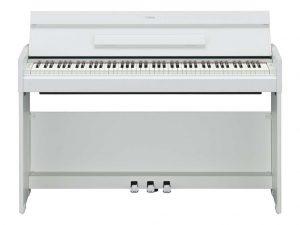Piano Arius Yamaha YDPS52WH (2)