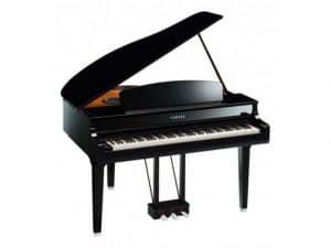 Piano Clavinova Yamaha CLP695GP Negro (1)