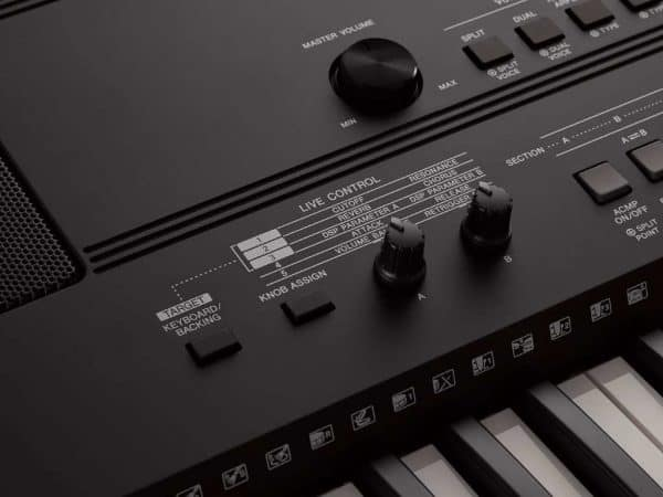 Teclado Yamaha PSR EW410 (5)